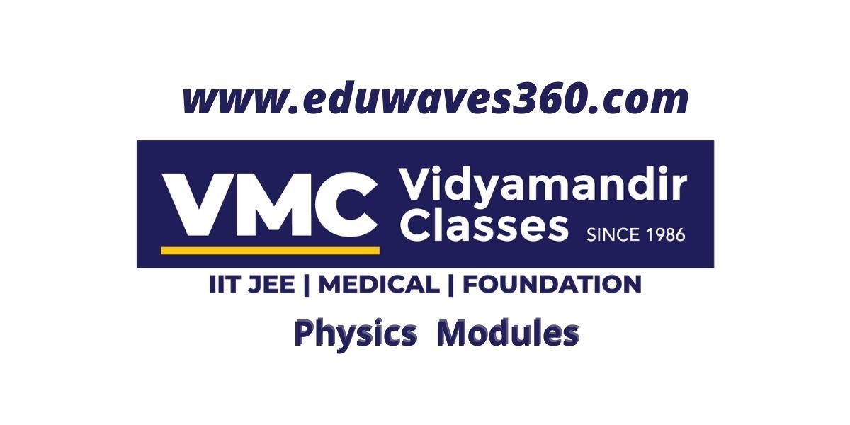 VMC physics modules - pdf