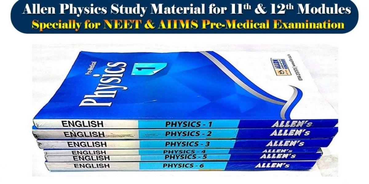 Allen Physics Modules pdf 2021