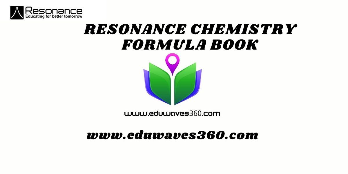 resonance chemistry formula book