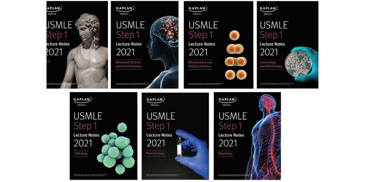 KAPLAN USMLE Step 1 lecture notes PDF 2021 Download free