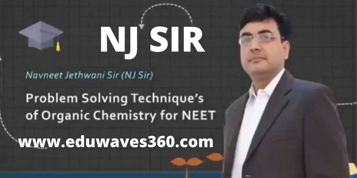 NJ SIR PROBLEM SOLVING COURSE OF ORGANIC CHEMISTRY FOR NEET