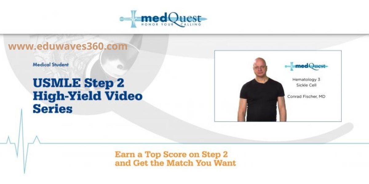 medquest usmle step 2 high yield video series free download
