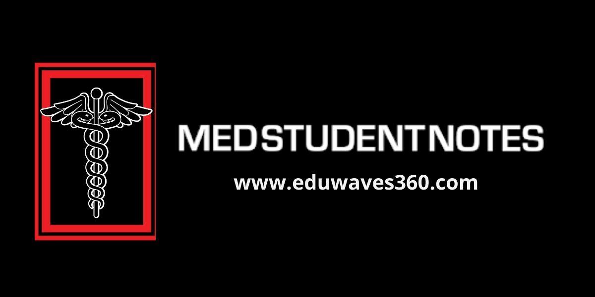 Medstudentnotes PDF Free download